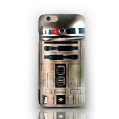 R2D2 Droid iPhone 6s Case iPhone 6s Plus R2D2 iPhone 6 Plus Case iPhone 6 Case iPod Touch 5G Case iPhone 5s Case R2D2 Star Wars Phone Case by CaseLoco on Etsy