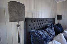 Vårt nye soverom. – Villa Paprika