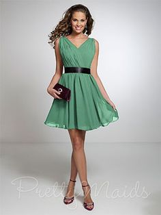 Bridesmaid Dress - 22530
