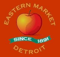 Fresh produce & flowers at the market in downtown Detroit. Be sure to visit Flower Day each May.
