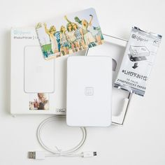LifePrint Wireless Photo Printer - White (8139166)