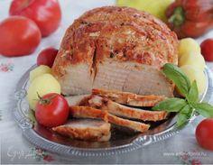 Абсолютно простой рецепт, вся изюминка в хорошем мясе и томатной пасте «Помидорка»!