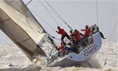 regatas en Rio De La Plata, Argentina