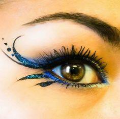 6 Inspirações de makes para usar no Carnaval por Fernanda Pereira   Hey Fashion - http://modatrade.com.br/6-inspira-es-de-makes-para-usar-no-carnaval