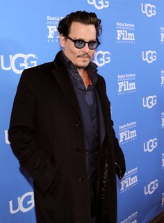 Johnny Depp Photos - The 31st Santa Barbara International Film Festival - Maltin Modern Master: Johnny Depp - Zimbio