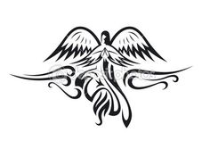 simple illustration of angels - Google Search