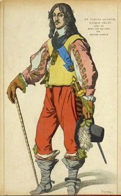 British fashion of the era.
