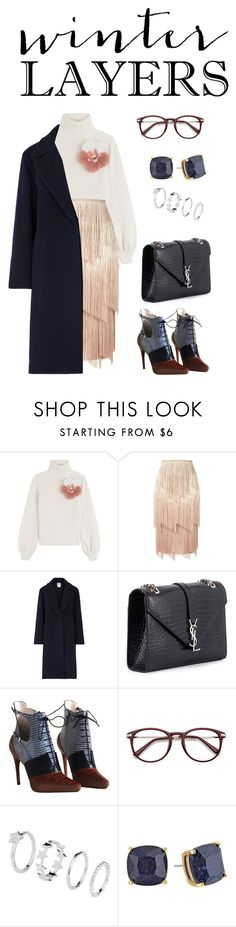 """""""Sem título #750"""" by catarina-rodrigues-1 ❤ liked on Polyvore featuring Fendi, Tom Ford, DKNY, Yves Saint Laurent, Christian Dior and Kate Spade"""