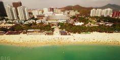 Time lapse miniature et original sur l'île d'Hainan | Video here : https://alexblog.fr/time-lapse-miniature-ile-hainan-57561/