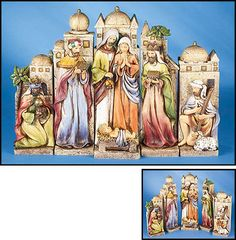5-Pc Nativity Set