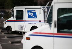 Tax Checks Go Up In Flames After Mail Truck Burns