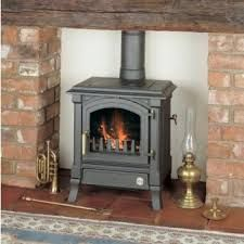 Harmony 13 Wood Burning Stove from Denby Dale Stoves and Heating, Denby Dale, Yorkshire Oak Beam Fireplace, Stone Fireplace Decor, Stove Fireplace, Fireplace Surrounds, Fireplace Ideas, Wood Burning Logs, Yorkshire, Freestanding Fireplace, Log Burner