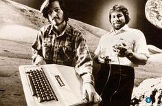 Steve Jobs in the beginning. Steve Smith Photography. #Mac #Apple