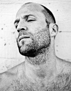 Jason Statham-HOT DAMN!!  :)