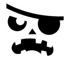 7 Best Images of Pirate Pumpkin Stencil Printable - Printable Pumpkin Carving Stencils Pirate, Free Printable Pumpkin Stencils Pirate and Pirate Ship Stencil Printable Pumpkin Template Printable, Pumpkin Face Templates, Pumpkin Carving Stencils Free, Halloween Pumpkin Stencils, Halloween Vinyl, Pirate Halloween, Halloween Pumpkins, Pumpkin Carvings, Halloween Apps