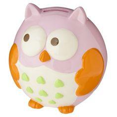 Circo® Love n Nature Owl Bank