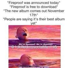 Can't wait! I have fireproof on forever repeat