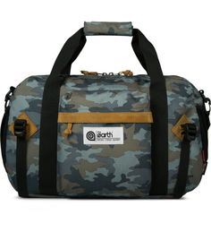 The Earth Camo OD-13L. Travel Bag | HYPEBEAST Store. Shop Online for Men's Fashion, Streetwear, Sneakers, Accessories