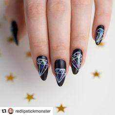 """Polubienia: 4,675, komentarze: 10 – NeoNail Poland (@neonailpoland) na Instagramie: """"Błysk diamentów i kolekcji Star Glow by NeoNail pięknie się komponuje, prawda?✨💎✨ Najnowszy…"""""""