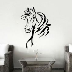 Horse Lovers Wall Sticker
