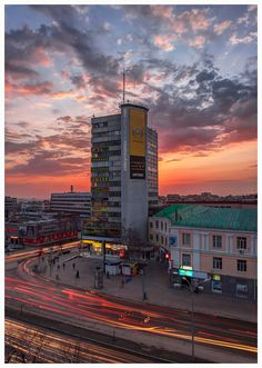 Central Street of #Ulyanovsk. Photo by Valery Romanov. Центральная улица #Ульяновска. Фото Валерия Романова