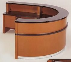 Reception Counter Office Furniture Philippines Manila Granite Top