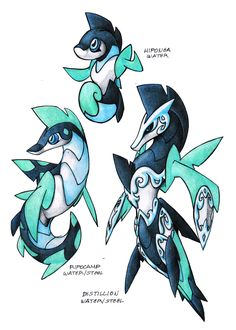 Pokemon that should actually exist!