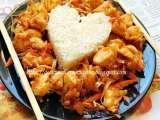 Rețetă Pui dulce- acrisor la wok pt azi...varianta rapida de Diamond loves Cuisine!