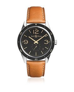 Bell and Ross Reloj autom谩tico Man 41 mm