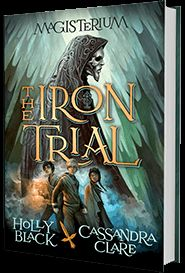 The Iron Trial - fun read!  Not what you'd expect perhaps!