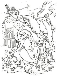 In this coloring page, Queen Athena sings a special song ...