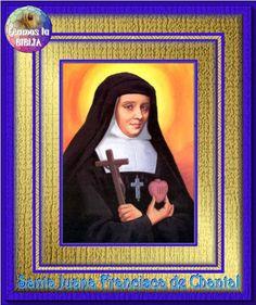 Leamos la BIBLIA: Santa Juana Francisca de Chantal