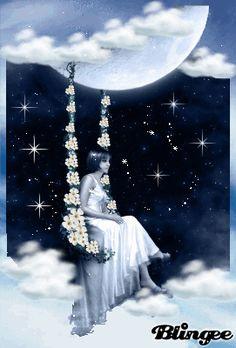 Una notte di luna piena