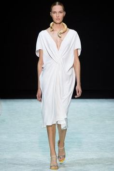 Angelos Bratis Spring 2015 Ready-to-Wear Fashion Show: Complete Collection - Style.com