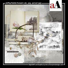 ArtPlay Palette Fern