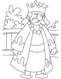 king david in the bible coloring pages | Bible David as King Coloring Pages | bible class ideas ...