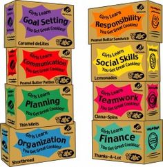 Girl Scout Cookie Sale Ideas | Traditional Girl Guide Cookie Recipes and New Innovations