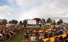 Melbourne summer nights under the stars at these outdoor cinemas