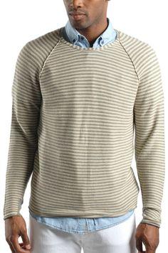 crew neck sweater. nice basic