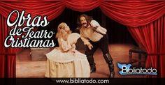 Obras de Teatro para Niños, Jovenes y Adultos, disfrutan de una gran variedad de Obras de Teatro Y Dramas cristianos https://www.bibliatodo.com/ObrasdeTeatro/