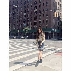 [JESSTAGRAM] 170914 jessica.syj updated IG:  jessica.syj: Thanks NY, it's been real