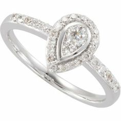 3/8 ct tw Diamond Ring | #68659