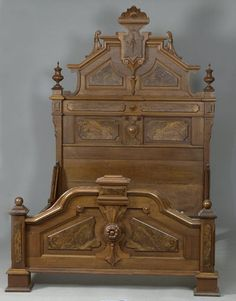 Classic Home Decor Themes That Are Always In Style Victorian Bedroom, Victorian Furniture, Victorian Decor, Victorian Homes, Victorian Era, Antique Furniture, Wooden Furniture, Dream Furniture, Bedroom Furniture