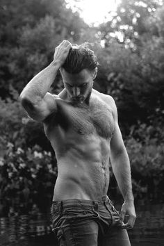 Our campaign for pubes begins with the most obvious reason to keep them: There is something inherently humanly hot about a man with a natural body.