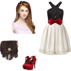 """""""Clary"""" by dudaramosrs on Polyvore"""