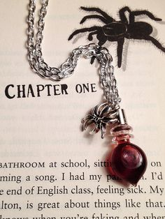 Hey, I found this really awesome Etsy listing at https://www.etsy.com/listing/170773096/darren-shan-necklace