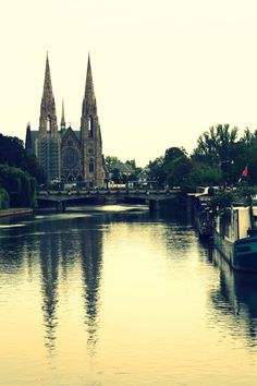 Strasbourg, #France, we had amazing time here. Loved Colmar and Dambach la Ville, too. John's town :)
