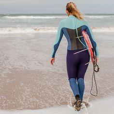 Neoprenanzug 500 5/4/3 mm TRIBORD - Wassersport_Surfen_BekleidungNeopren Wassersport...