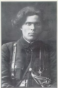 Нестор Иванович Махно .