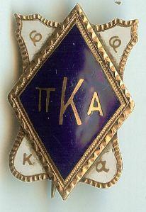 Pi Kappa Alpha -- Rhodes College 1878